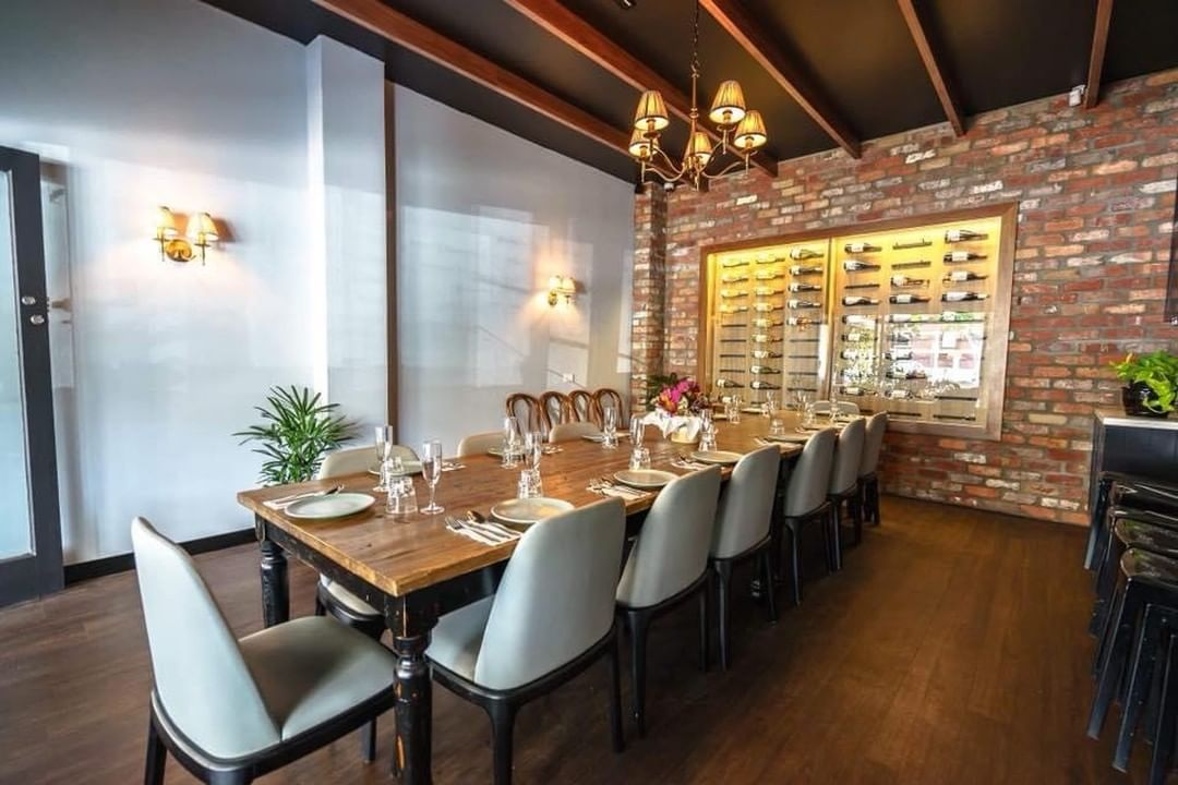 Hamilton restaurants in Brisbane